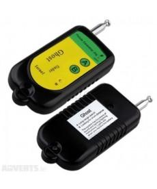 Detector RF pentru camere ascunse - dispozitiv de detectare wireless