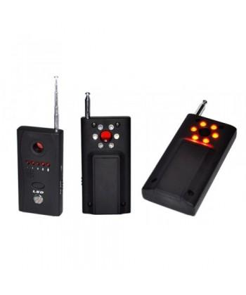 Detector universal de camere ascunse / microfoane 1MHz-6.5GHz