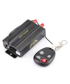 Sistem Localizare GPS cu telecomanda special pentru autovehicule