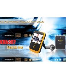 Kivos KDB307 Vizor de usa cu camera wireless