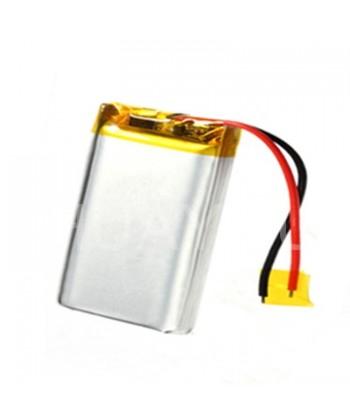 502025 - Acumulator Li-Polymer - 3,7 V - 200mah - 25x20x5 mm