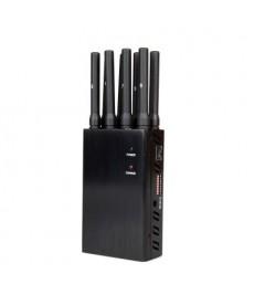 Bruiaj portabil cu 5 antene pentru telefonul mobil