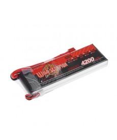 Acumulator Li-Po Wild Scorpion 4200mAh, 7.4V 30C