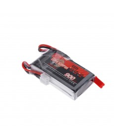 Acumulator Li-Po Wild Scorpion 900mAh, 7.4V 25C