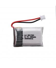 651723 - Acumulator Li-Polymer Drona - 3,7 V - 150 mah
