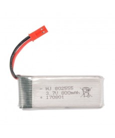 802555 - Acumulator Drona Li-Polymer - 3,7 V - 800mah